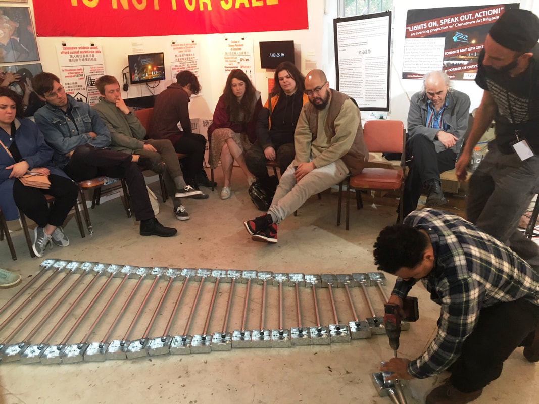 WAC BLOG - Workers Art Coalition NYC